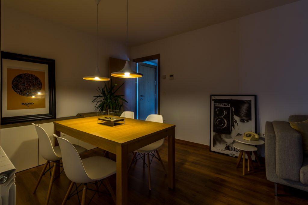 home staging decoración iluminación